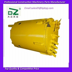 Soild drilling bucket for rotary drilling rig