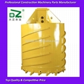 drilling bucket / Core Barrel with Bullet Teeth for Hydraulic Piling Rig