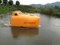 Used Totally Enclosed Life boat&rescue