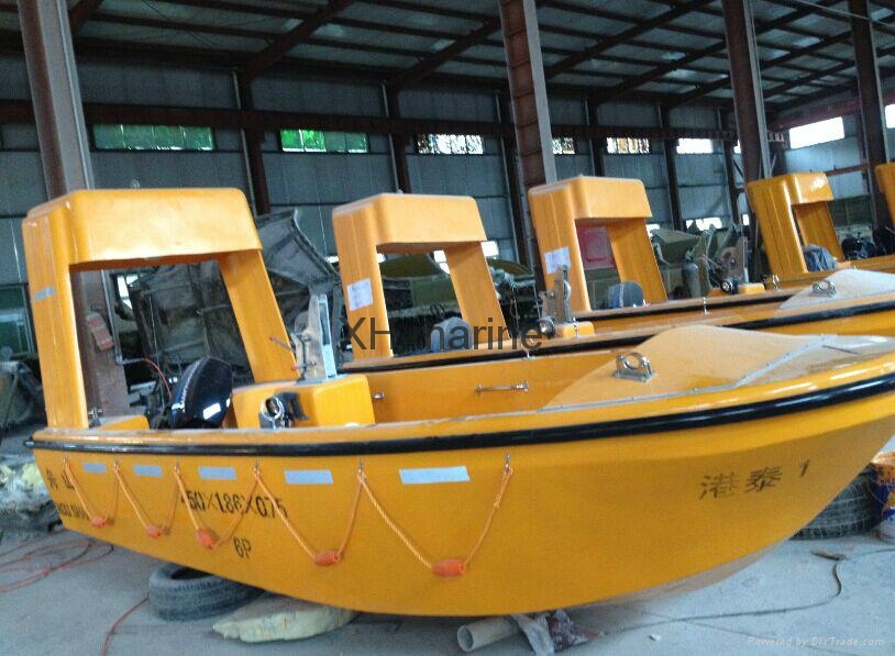 Marine lifesaving equipment rescue life boat ABS approved 3