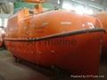 6.0m Totally Enclosed life boat china