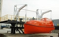 Life boat and davit approved CCS