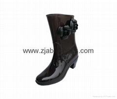 Fashion ladies rain boot