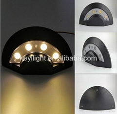 morden led wall lamp