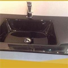 Artificial Quartz Material Stone Sink Basin Bowl