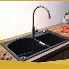 Quartz Artificial Stone Kitchen Sinks