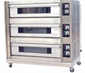 ELECTRIC DECK OVEN