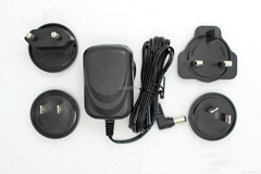 5V 1A power charger adapter with EU AU UK US plug