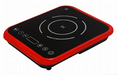 Induction heater for hom