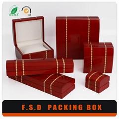 Handmade Wood Jewelry Box