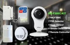 720P WIFI Home USE Smart Camera Kit