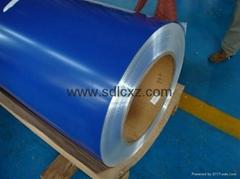 0.32mm PPGI--Color Coated Galvanized Steel Coil