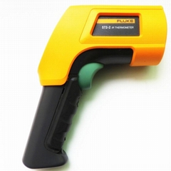 fluke572-2高精度鐵水測溫儀/紅外線溫度計