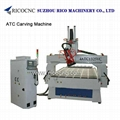 ATC Woodworking CNC Router Auto Tool Changer Machine Kit ATC1325AD
