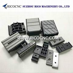 Conveyor Chain Track Pads for BIESSE SCM IMA HOMAG Edgebanding Machine