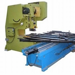 Perforated Metal Mesh Making Machine