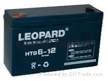 美洲豹12V100AH免维护蓄电池ups电池型号