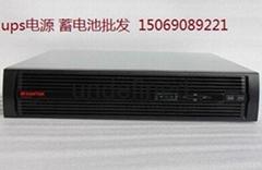 宜春山特CASTLE系列3C20KS输出功率16KW