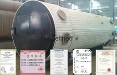 Industrial use on chemical,acid and construction of waste heat boiler (Hot Product - 1*)