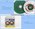 Angle grinding wheel 100 polishing cutting disc 100*16*6 for stainless steel