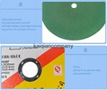 400*32*3.2 grinding wheel/cutting wheel/disc for stainless steel