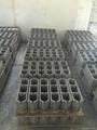 QT10-15 full automatic concrete block making machine,cement brick making machine