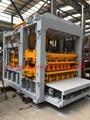 QTF12-15 Automatic block making plant, block making machinery