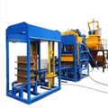 high quality price block for sale hydraulic fully automatic brick making machine