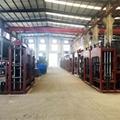 automatic blocks hydraulic paving brick block making machine