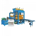 auto soil making brick high quality block machine for sale