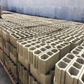 bricks production line automatic cement hollow block making machine
