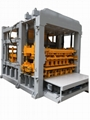 QTF12-15 full automatic brick making machine block machine price