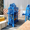 QT4-35B hollow price brick concrete block making machine