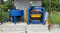 high quality QT4-40 cheap concrete block making machine