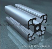 烟台欧标铝型材及配件销售