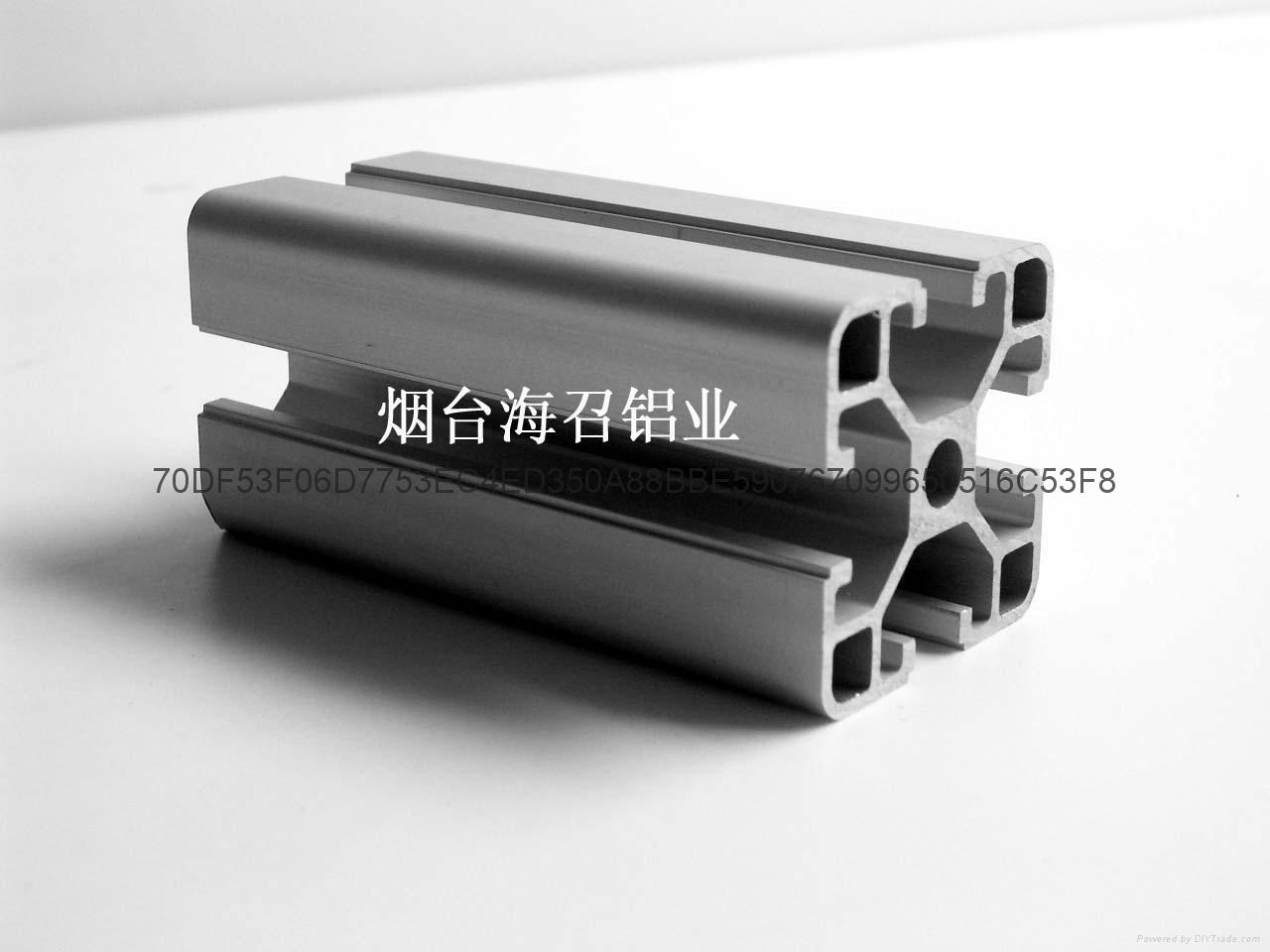 烟台欧标铝型材及配件销售 4