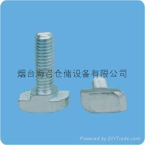 工业铝型材专用T型螺丝 1