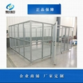 铝型材机器人围栏 2