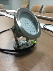 12V 10W waterproof LED underwater lighting white color led swimming pool lamp