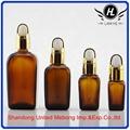 wholesale 30ml amber square shape vapor