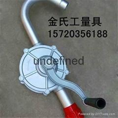 304不锈钢手摇油泵耐酸碱油抽子