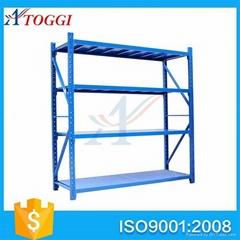 warehouse metal storage shelving racks