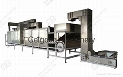 High Efficiency Commercial Continuous Roaster with Factory Price