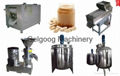 Multiple Capacity Peanut Butter Production Line from China