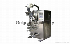 Foursides Sauce packing machine
