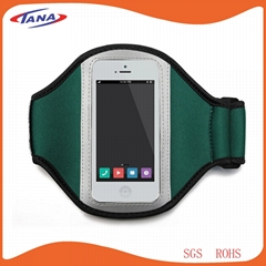 2016 new products sport fitness and exercise armband case for iPhone 6/6 plus