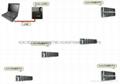 JM3850振弦式無線靜態應變測試系統 1