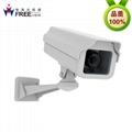 方形網絡IP攝像機小區門禁關聯
