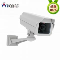 方形網絡IP攝像機小區門禁關聯攝像頭
