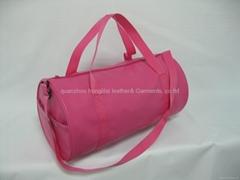 Leather Duffel/Travel/Gym Bag